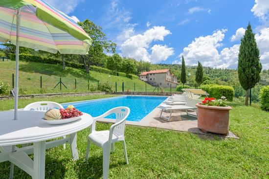 Montagna fiorentina appartamenti vacanza con piscina casa passerini - Appartamenti in montagna con piscina ...